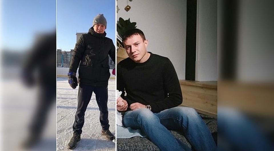 Поиски Арсения Воронцова не прекращаются. Фото предоставлено родственниками мужчины