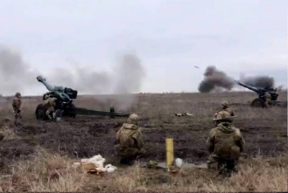 Днем ранее ВСУ открывали огонь по ДНР один раз. Фото: штаб «ООС»