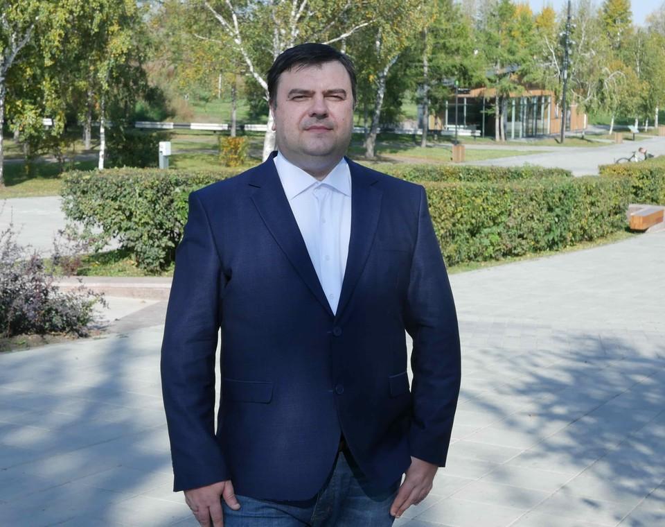 Дмитрий Паскаль