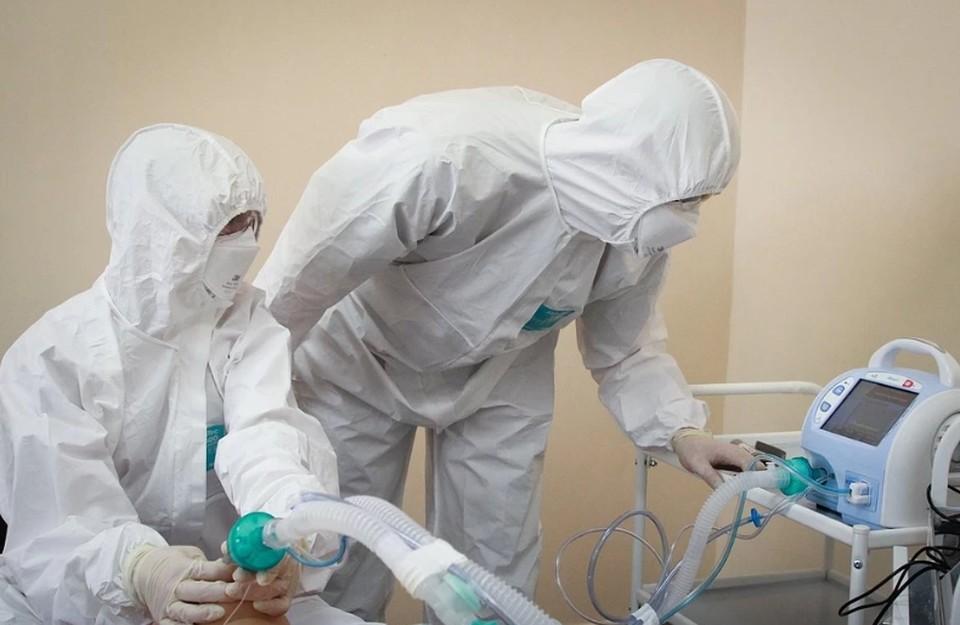 Общее число заболевших с начала пандемии в Пермском крае достигло 55 242.