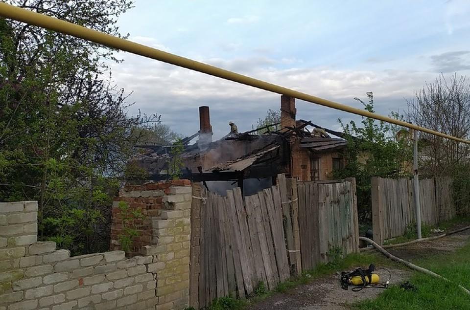 Украинские военные открывали огонь из подконтрольной Киеву Марьинки