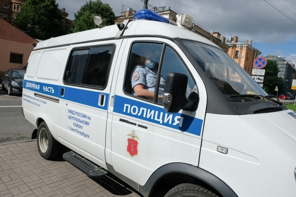 Правоохранители оперативно задержали подозреваемого