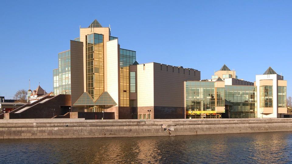 Работы будут вестись в районе исторического музея и филармонии. Фото: yandex.ru/maps