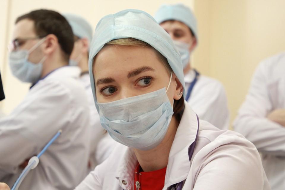 Большая часть сотрудников учреждения имеет антитела к COVID-19