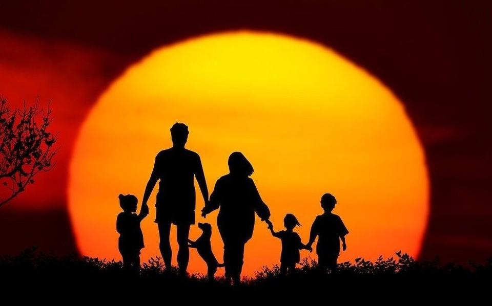 Сегодня весь мир празднует День семьи. Фото: соцсети