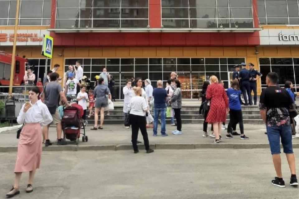 К 17.07 на улицу вывели 1 350 человек Фото: группа в VK Нетипичный Ростов