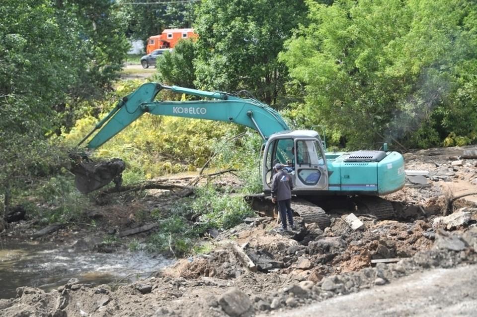 Мошенничество при ремонт дорог выявили в Смоленской области.