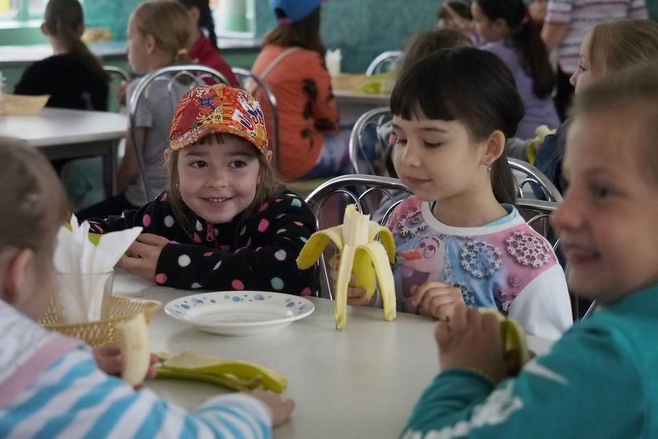 Родители в Тульской области смогут контролировать питание в школах в режиме онлайн