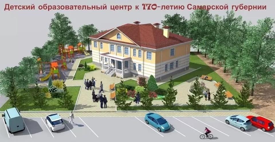 На территории Ботанического сада хотят построить детский центр