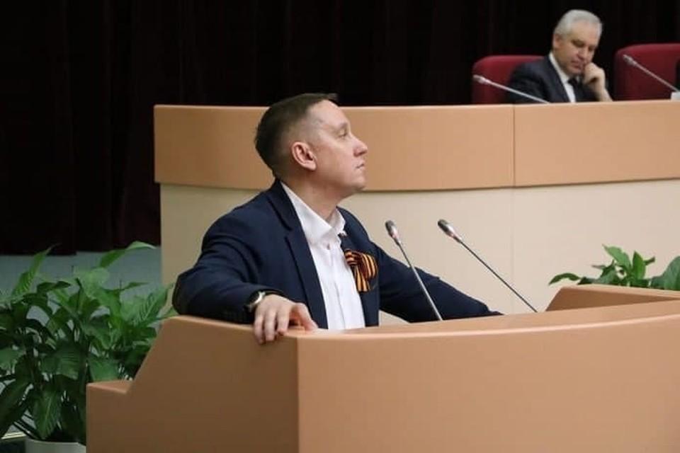 Сергей Гладков