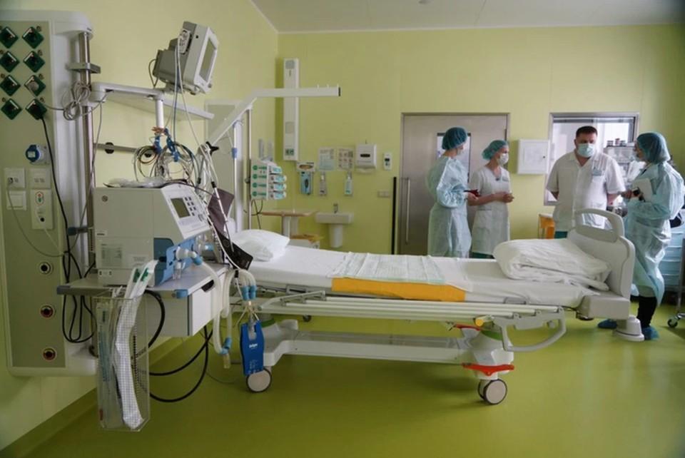 За сутки в Республике у 85 пациентов выявили воспаление легких