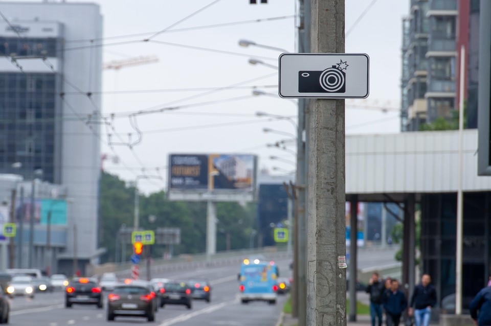 Более 50 тысяч нарушений ПДД за первые недели работы в Петербурге зафиксировали новые передвижные комплексы фотовидеофиксации