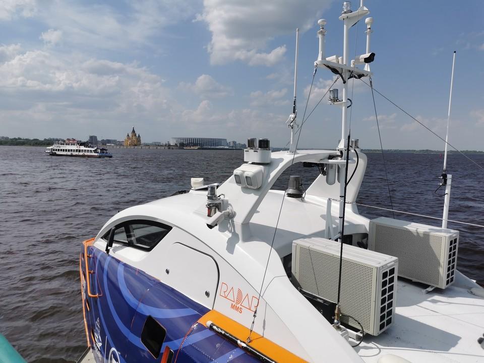 Навигация Валдаев в 2021 году открылась 20 мая.
