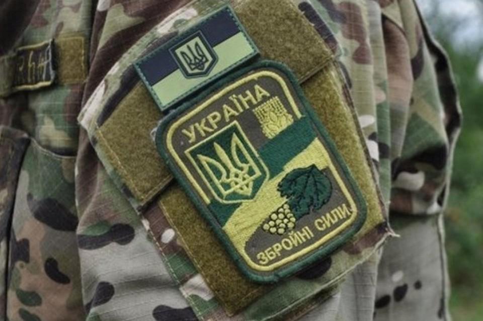 В Донбассе украинские боевики за неделю разместили 19 единиц техники