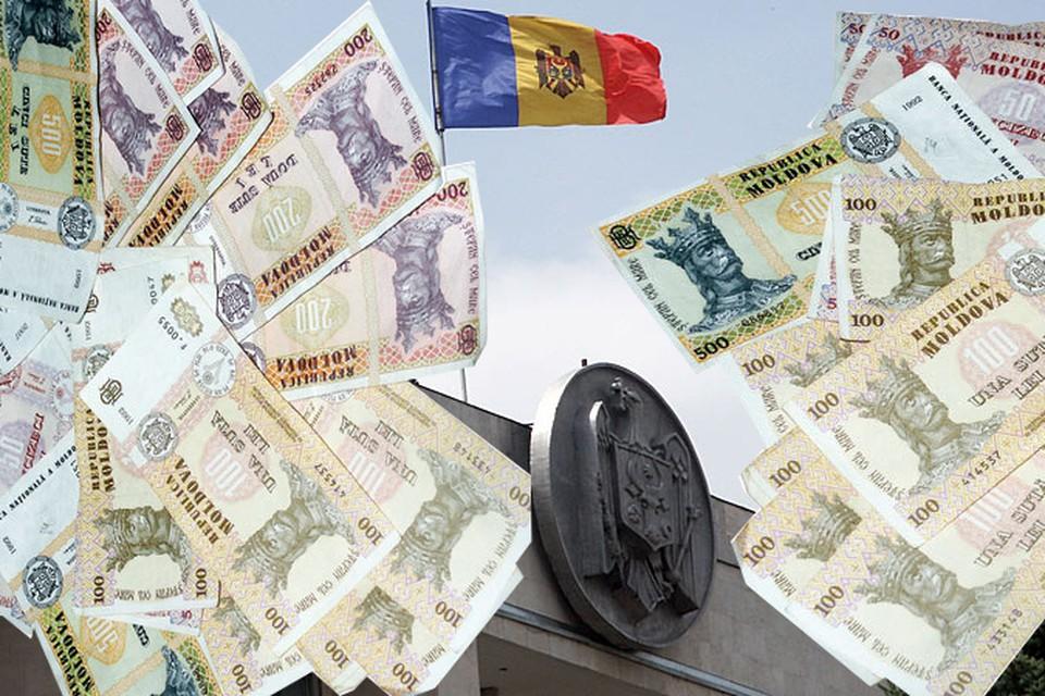 Молдавские банки стали выдавать больше кредитов.