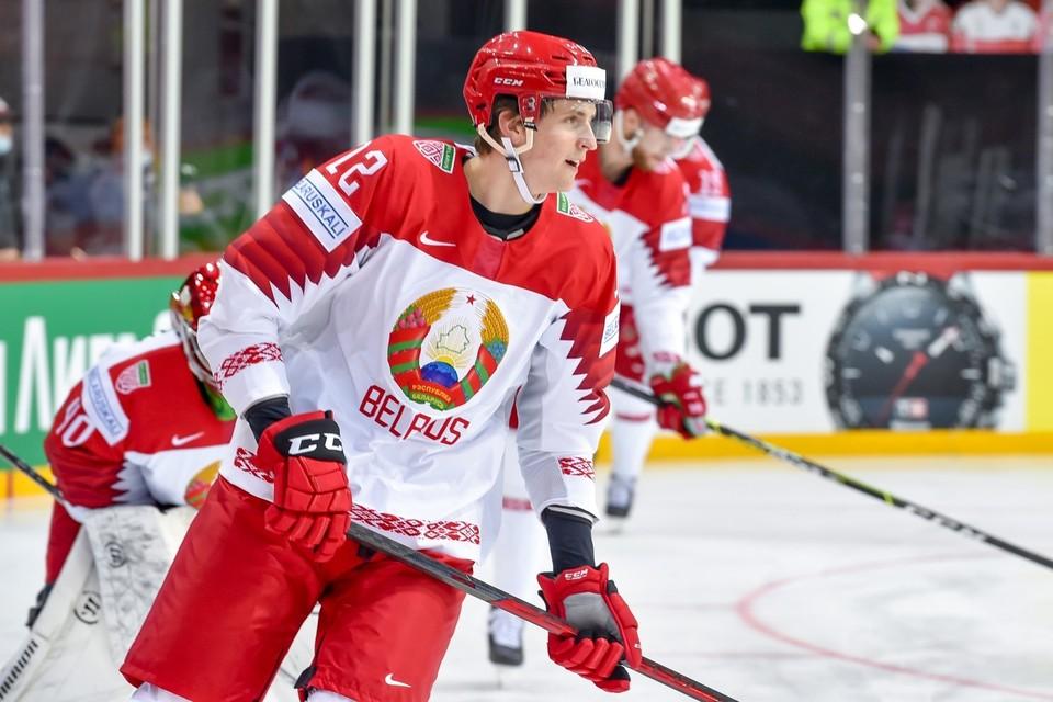После этой игры у белорусов уменьшились шансы на выход в плей-офф. Фото: hockey.by