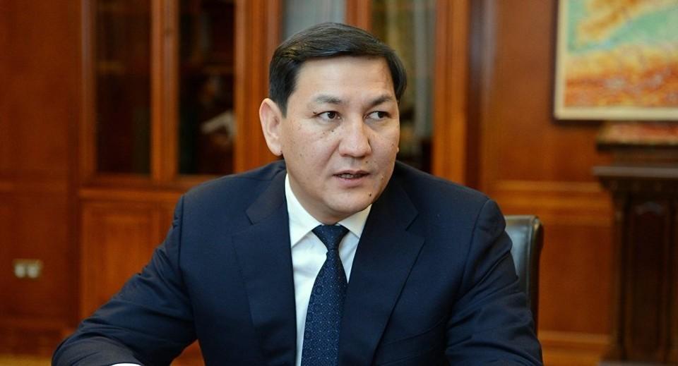 Сегизбаев находится на лечении в больнице.