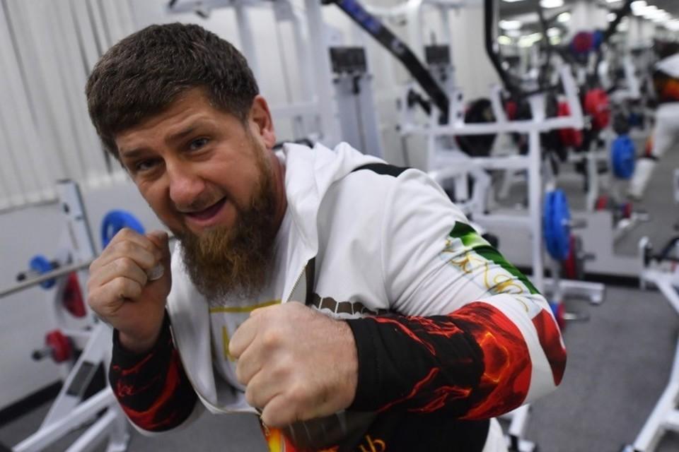 Чеченский лидер уверен в победе сына