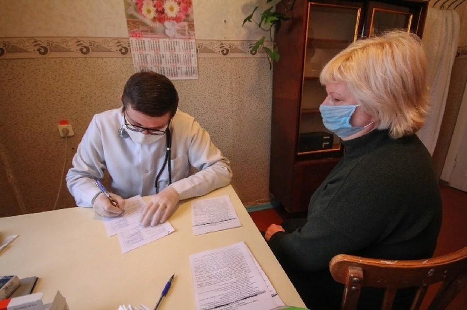 196 пациентов были сняты с учета после того, как прошли курс лечения и пошли на поправку