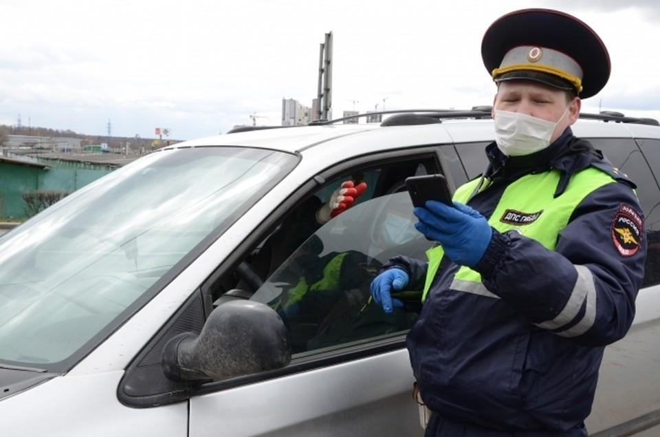 Все детали аварии устанавливают полицейские