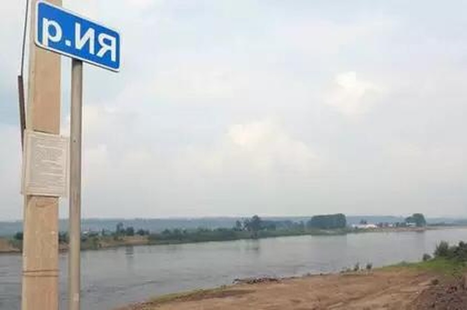 В Тулуне ожидается повышение уровня воды на реке Ия