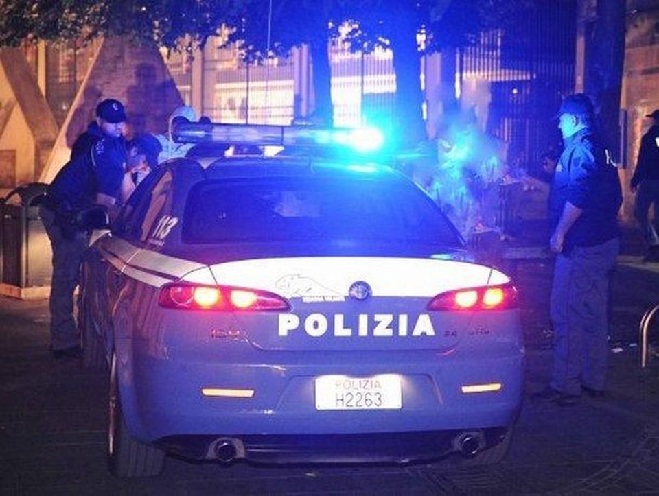 Карабинеры задержали грабителя (Фото: СМИ Италии).