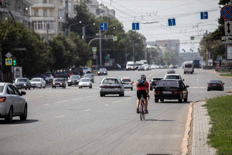 Через центр Челябинска маршрут полумарафона не пройдет.