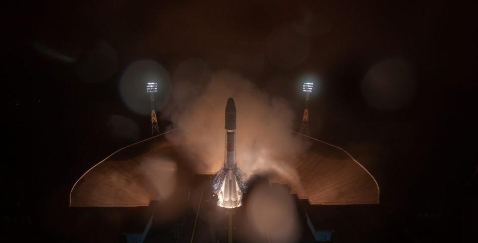 """Старт ракеты обеспечили самарские двигатели. Фото: """"ОДК-Кузнецов"""""""