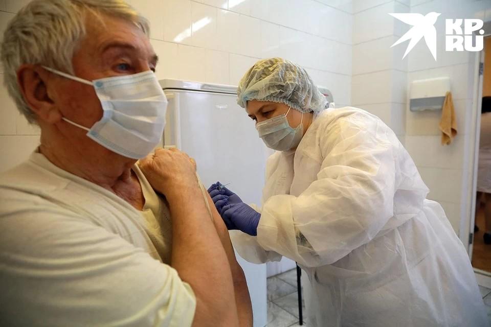 За последние сутки вакцинацию прошёл 431 житель Тверской области.