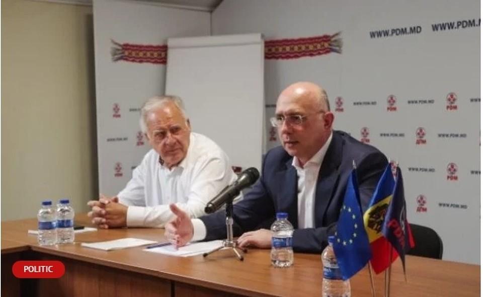 Даже односельчане не верят нынешнему лидеру ДПМ Павлу Филипу (Фото: sinteza.org).