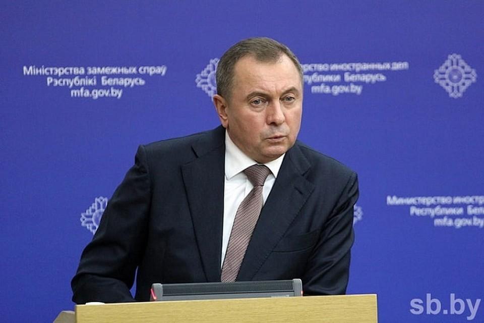 Владимир Макей сказал, что ситуация в Беларуси перед выборами развивалась так стремительно, что многое было непонятно. Фото: sb.by