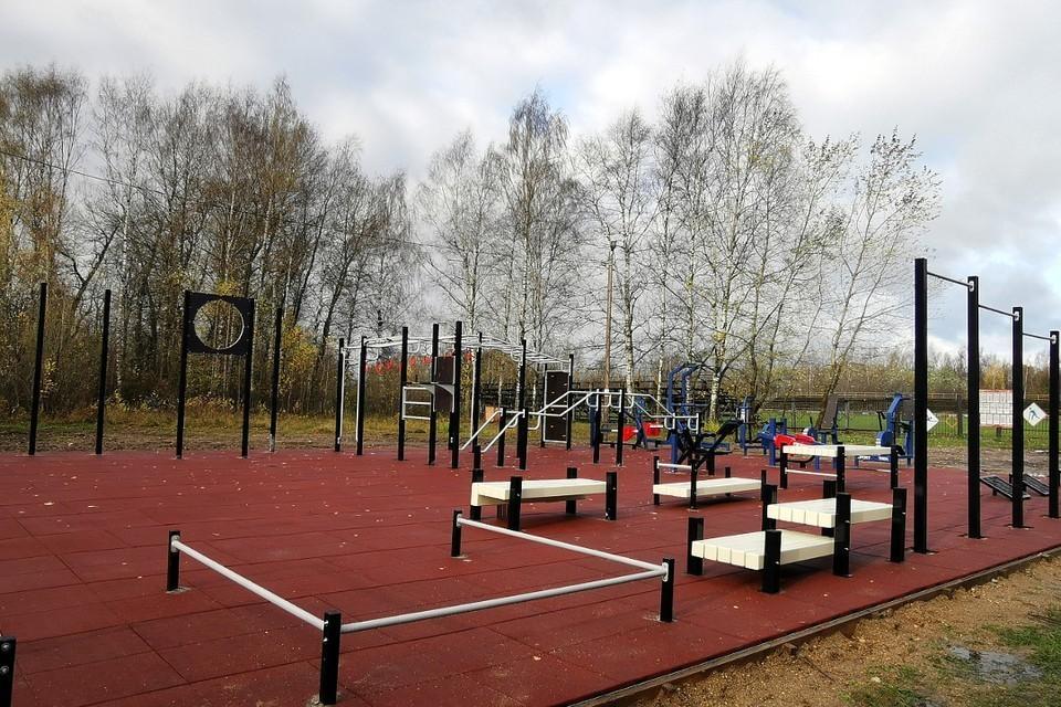 В Тверской области построят 10 новых школьных стадионов. Фото: ПТО.