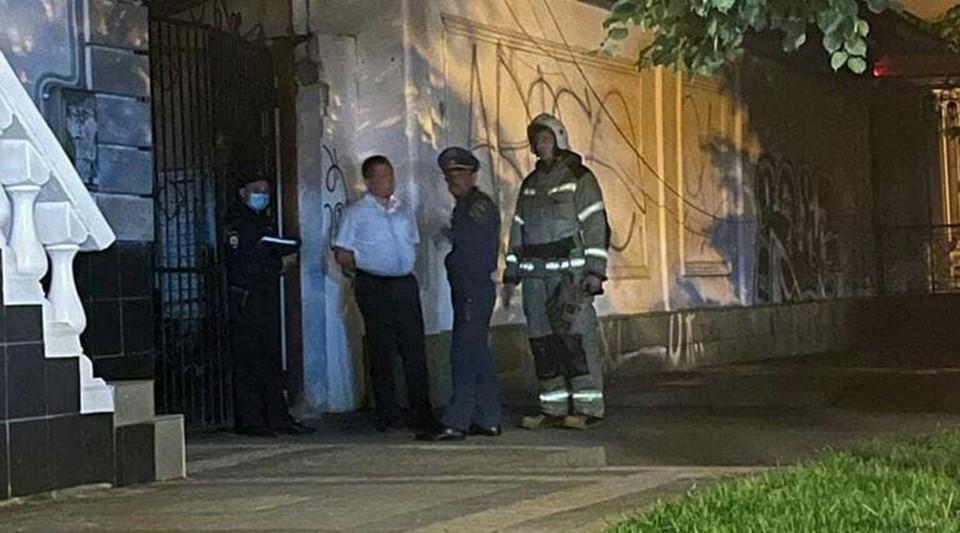 Фото: Инцидент Крым / Telegram
