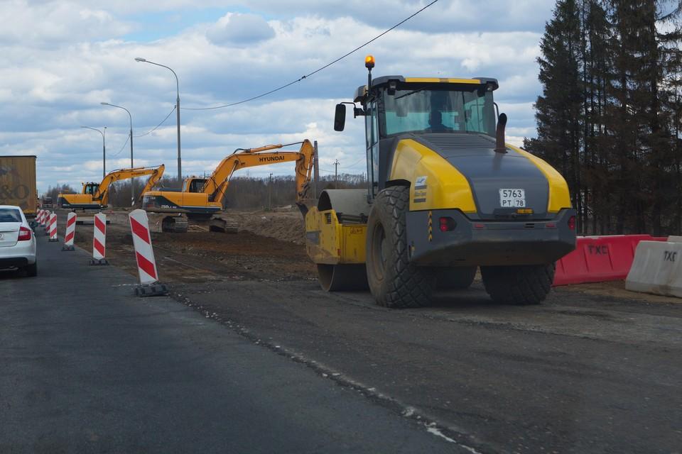 На Гостилицком шоссе начнется долгожданный капремонт.