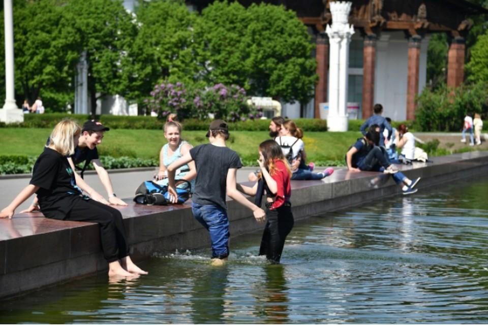 Ростов в июне ожидают ливни и жара