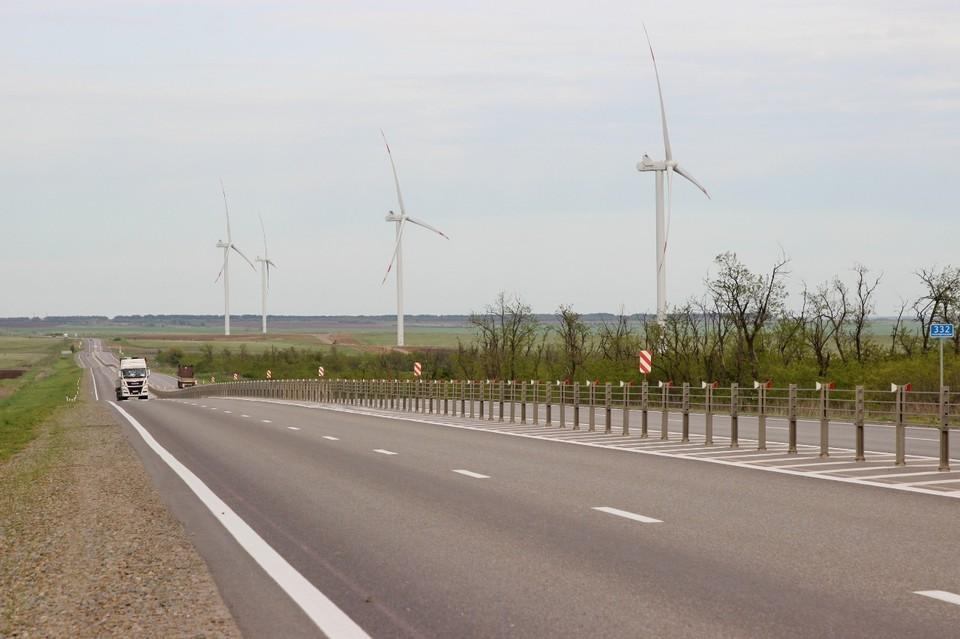 Каждая установка выдает по 2,5 МВт Фото: сайт правительства РО