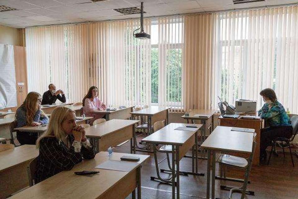 В Тульской области стартовал Единый государственный экзамен
