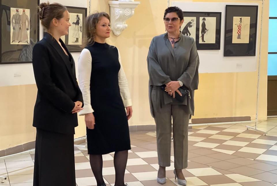 В СПбГУПТД состоялась XXIV Международная научная конференция «Мода и дизайн». Фото предоставлено пресс-службой СПбГУПТД.