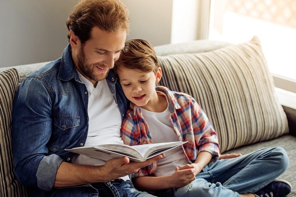 Если вы еще не придумали, как вместе отметить 1 июня, напомним, что совместное чтение – отличный повод побыть лишний раз вместе