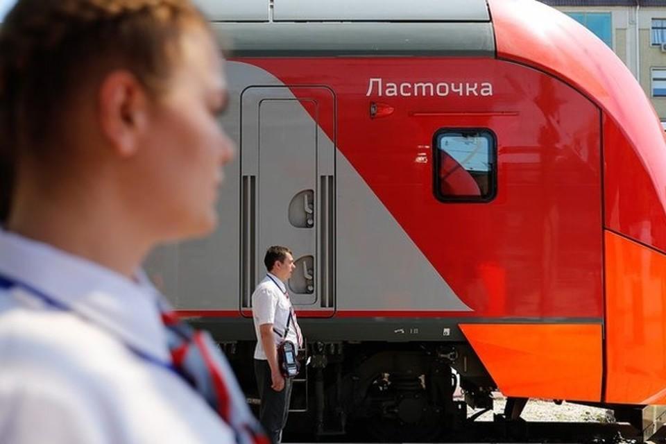 В поездах «Ласточка» между Минском и Москвой с 10 июня увеличат количество вагонов. Фото: Pinterest