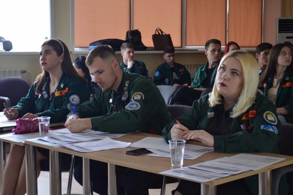 Студенты получили путевки на летнюю работу в Хабаровском крае