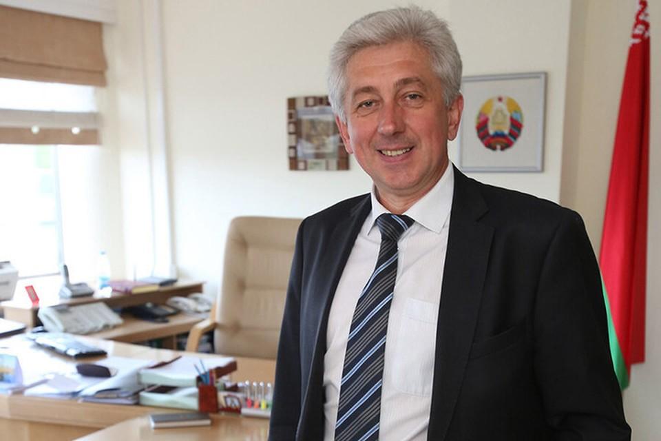 Генеральный директор Национальной библиотеки Мотульский уходит после 18 лет работы. Фото: sb.by