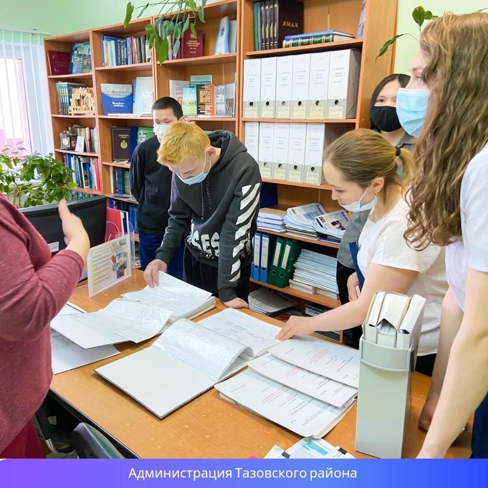 Фото: администрация Тазовского района