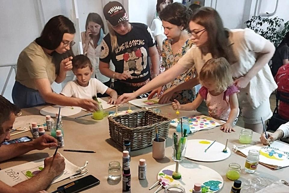 В экоцентре также проводят лекции и мастер-классы. Фото: instagram.com/rsbor_krd