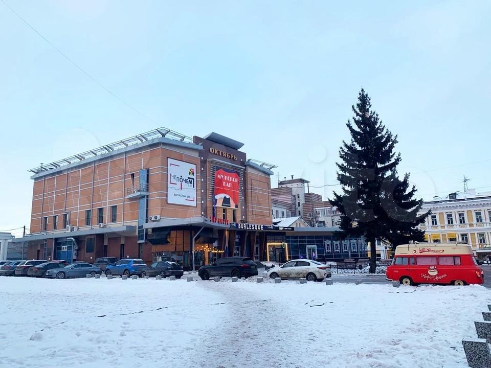 Продается трехэтажное здание на самой центральной улице города. Фото: «Авито».