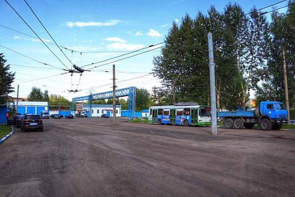 Сюда переведут 22 троллейбуса маршрутов №7 и №8