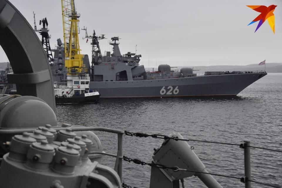 1 июня отмечается День Северного флота.