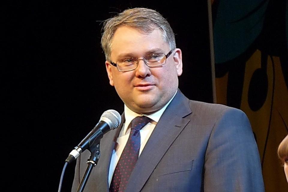 Олег Мосолов