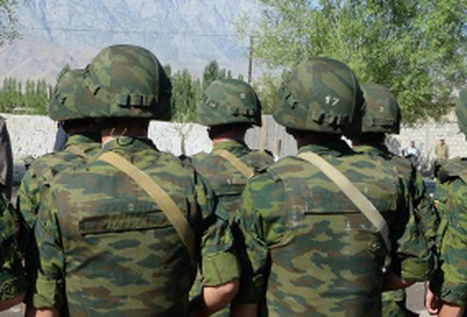 ЧП произошло на кыргызско-таджикской границе (Фото: иллюстративное).