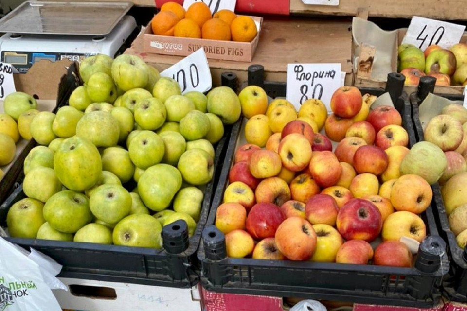 В Ростове промониторили цены на овощи и фрукты. Фото: администрация Ростова